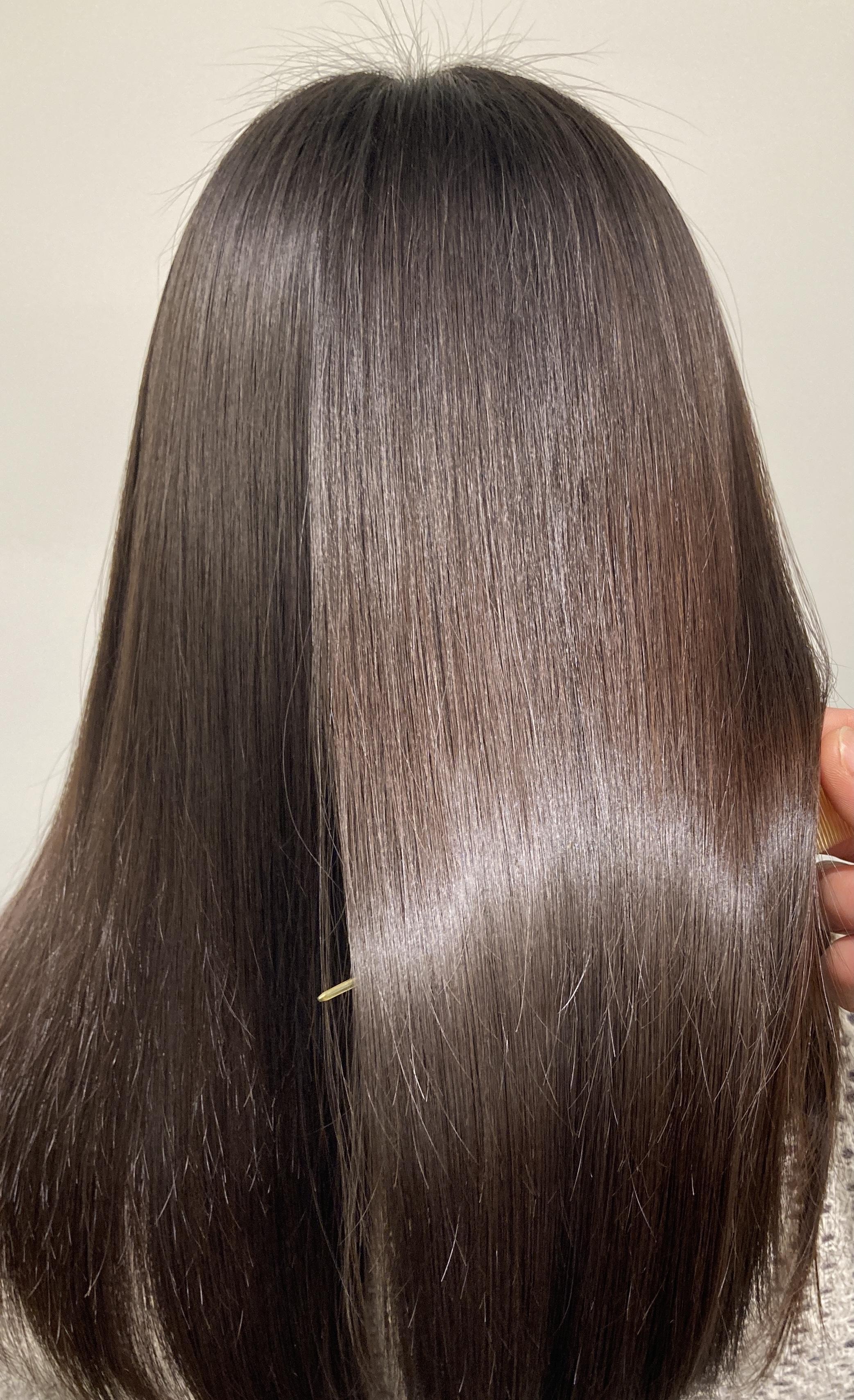 艶髪に特化した髪質改善美容室