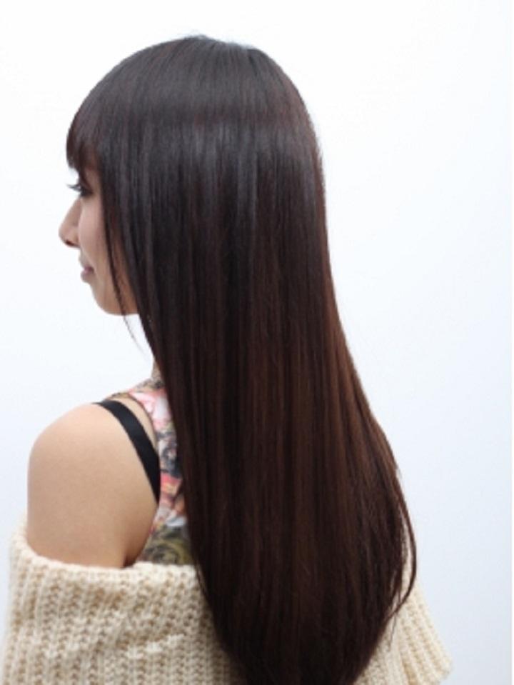 渋沢駅徒歩10秒!ダメージレスにくせ毛を解消!