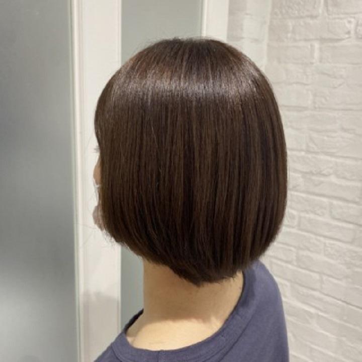 理想の艶髪を導くサブリミック髪質改善トリートメント◎