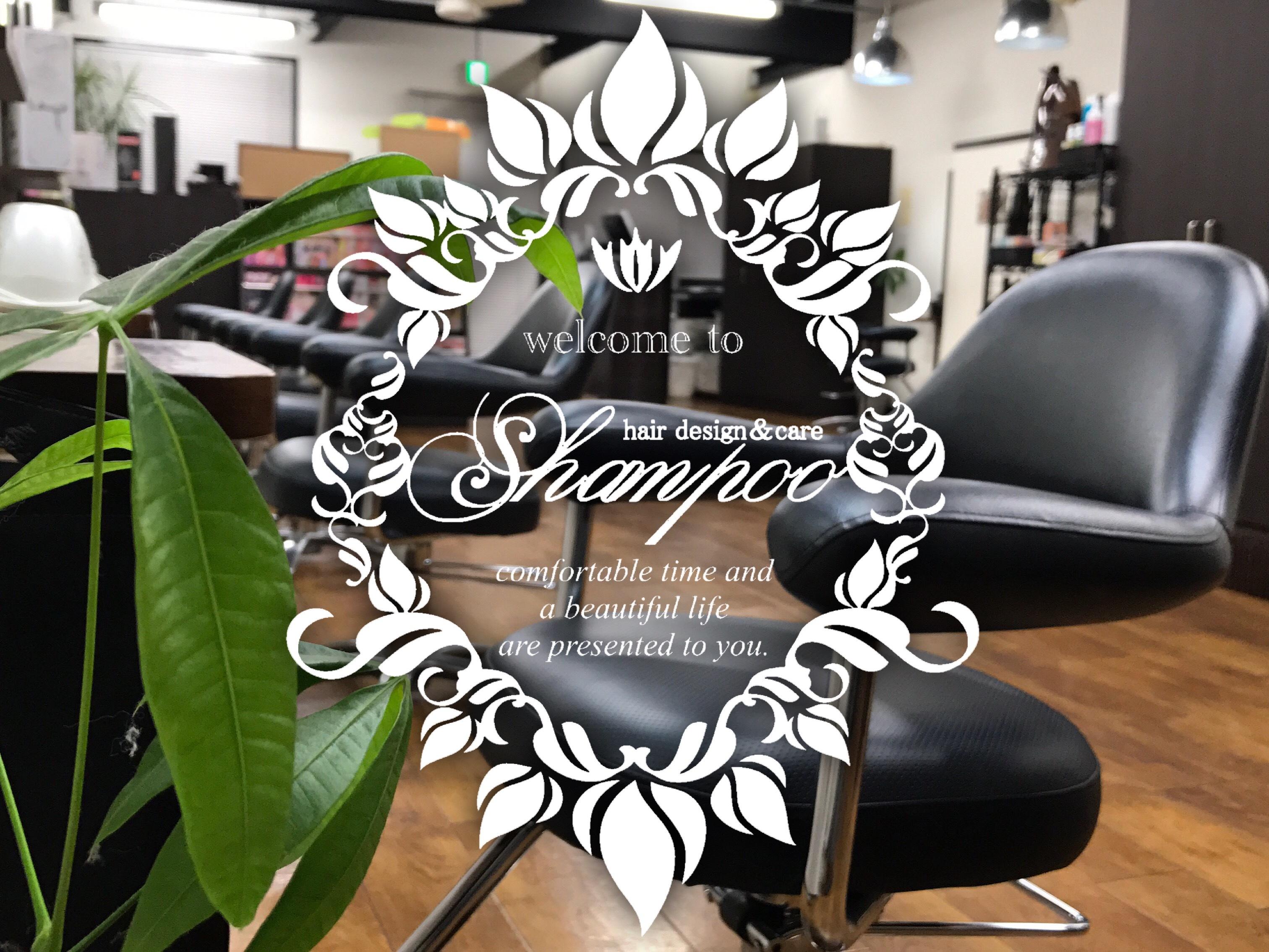 Shampooは、お客様とのお時間を大切にできるよう、完全予約制となっております。