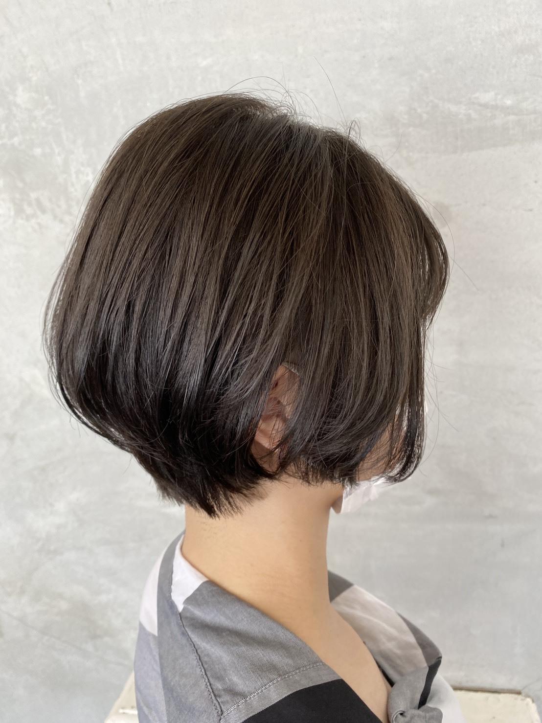スタイリストの技術がわかるショートヘアに定評あり◎