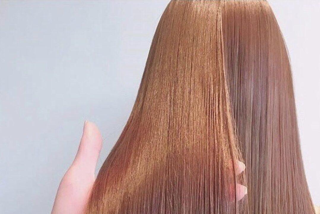 髪質改善ヘアトリートメントで「美髪へ」