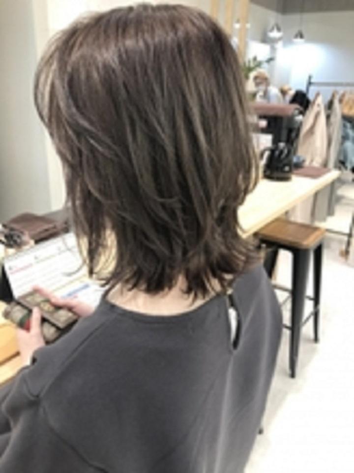 お手入れ簡単&再現性抜群のヘアスタイルを叶えます。