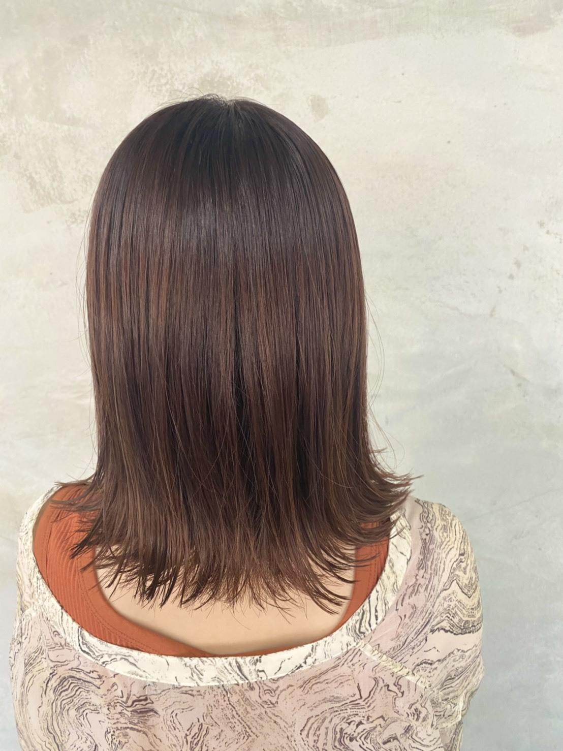 SNSで大人気の「髪質改善」。SET-UPの酸熱トリートメントで挑戦を☆