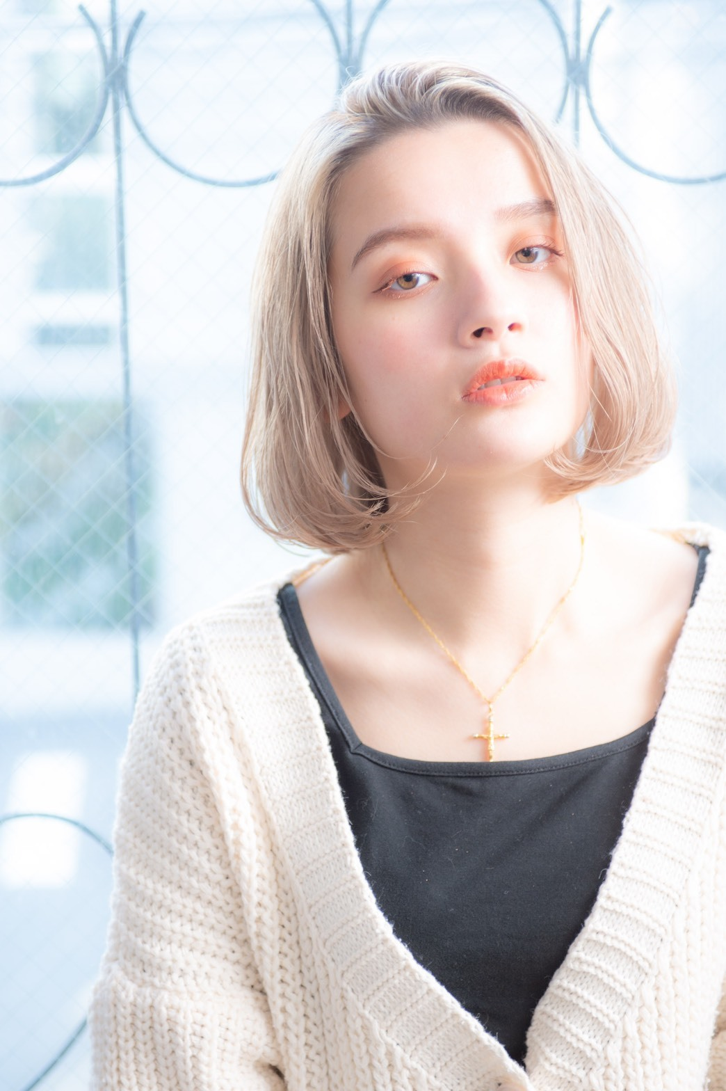 人気の透明感カラーやトレンドのインナーカラーから白髪染めまで対応