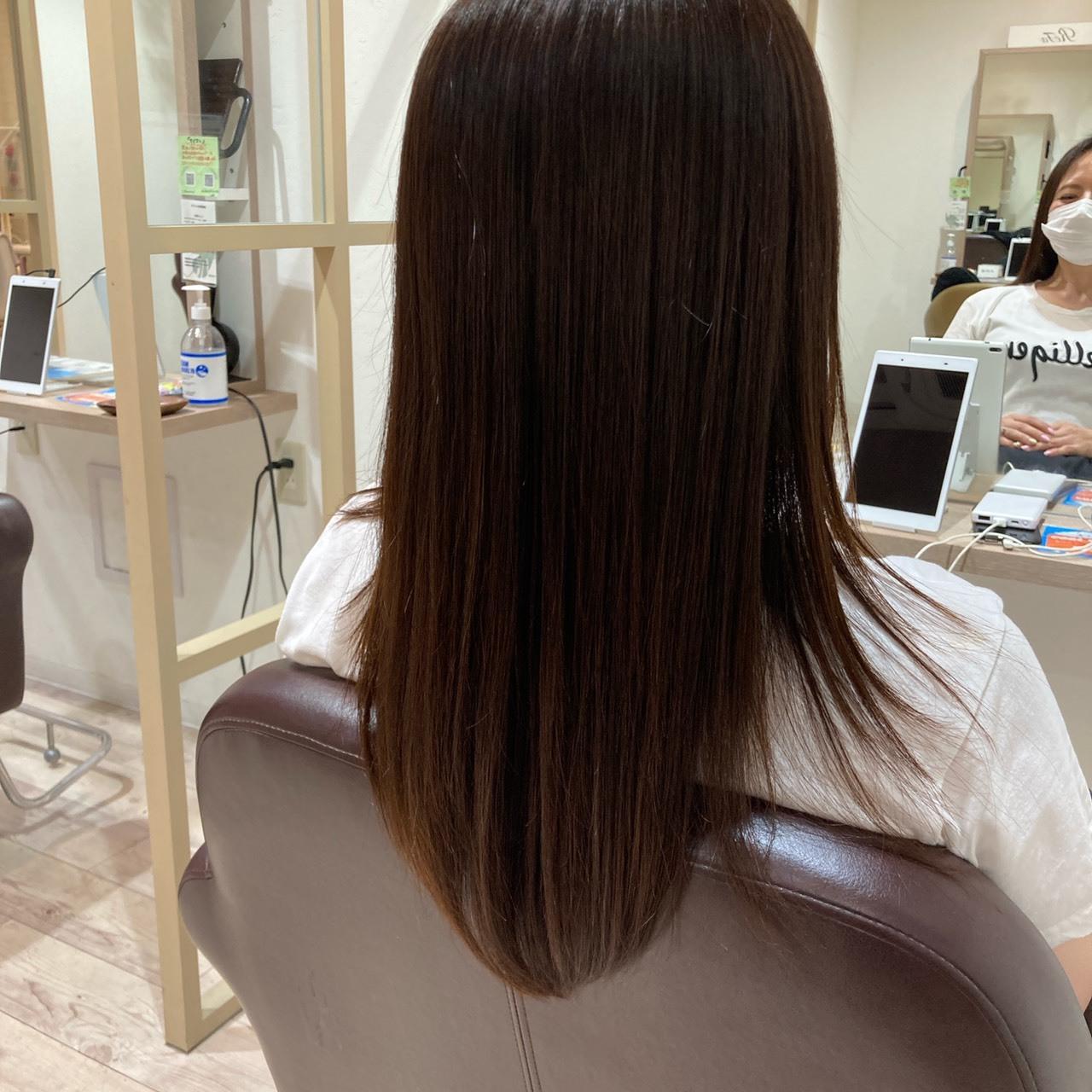 理想の艶髪に導く「oggiotto」を取り扱い!豊富な薬剤でヘアケアも万全に