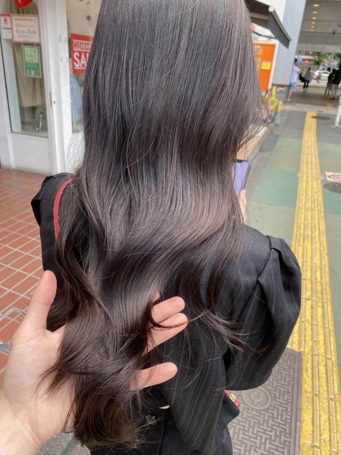 厳選されたトリートメントで美髪に