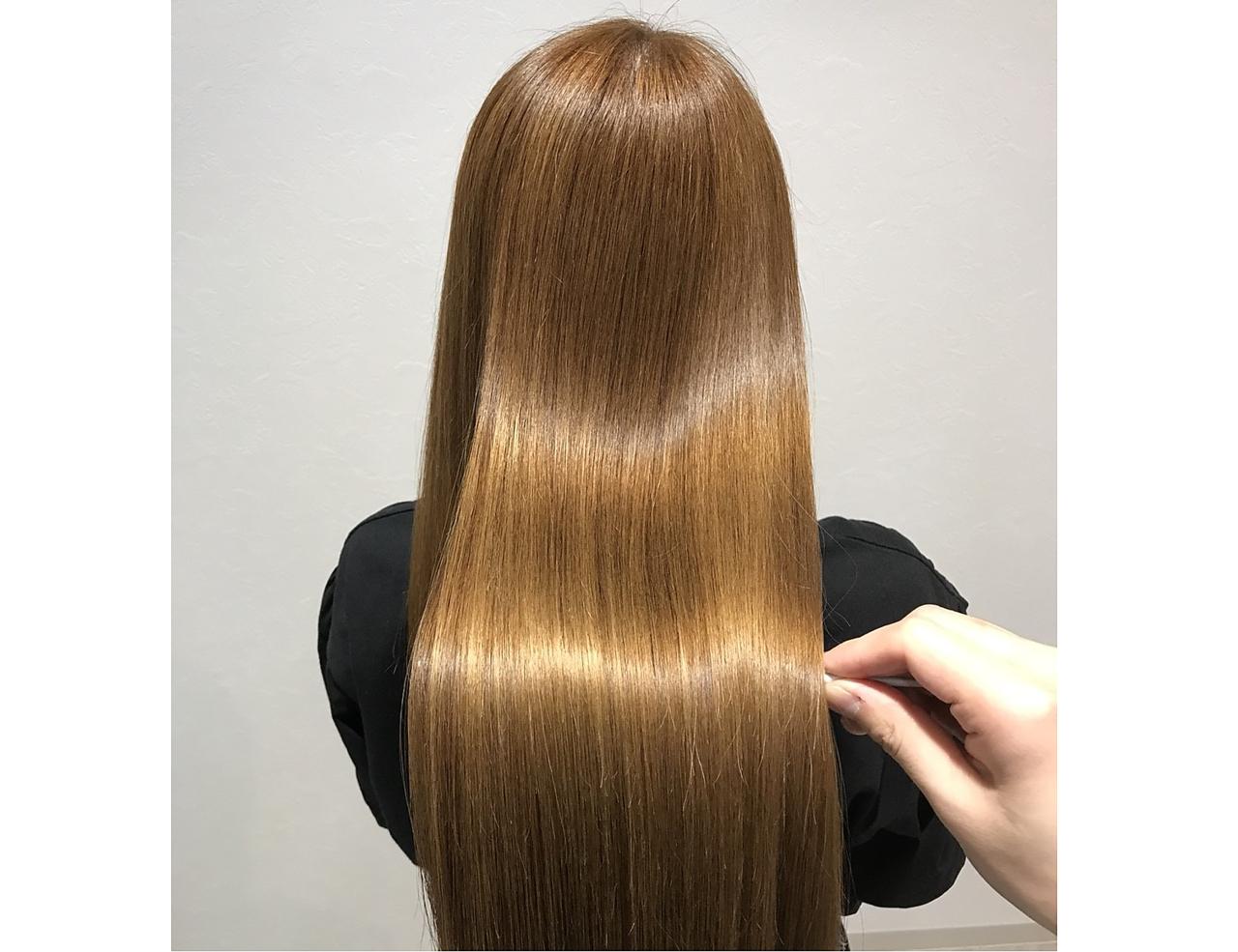 圧倒的髪質改善【国立 美容室】