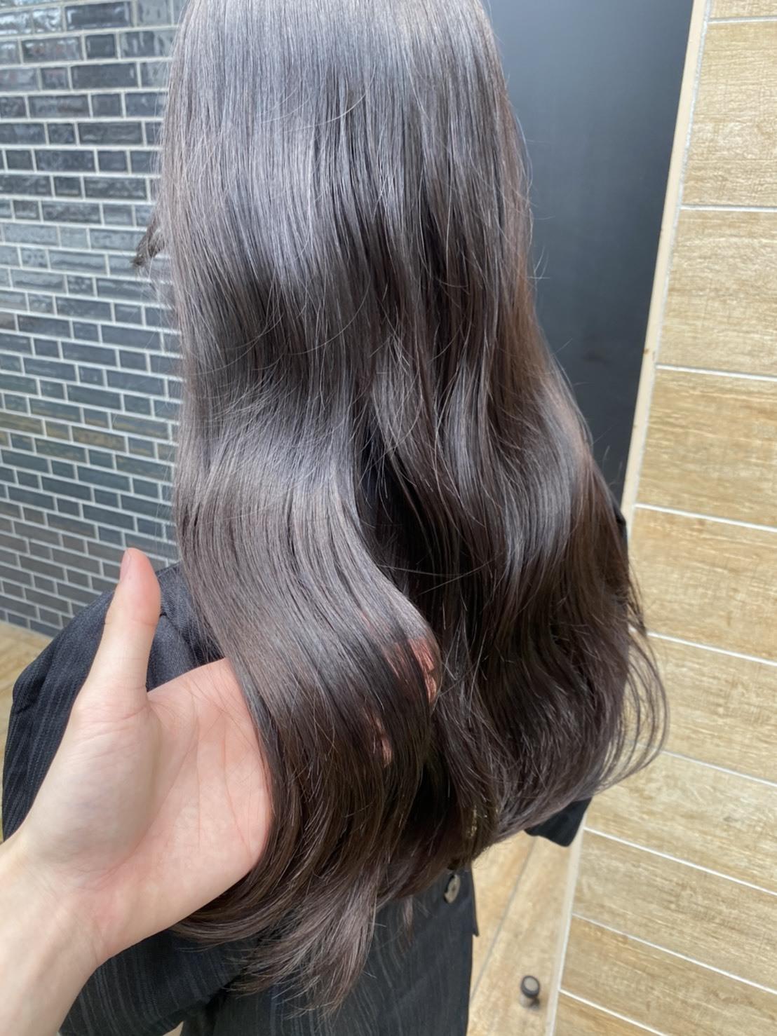 人気の「髪質改善酸熱トリートメント」