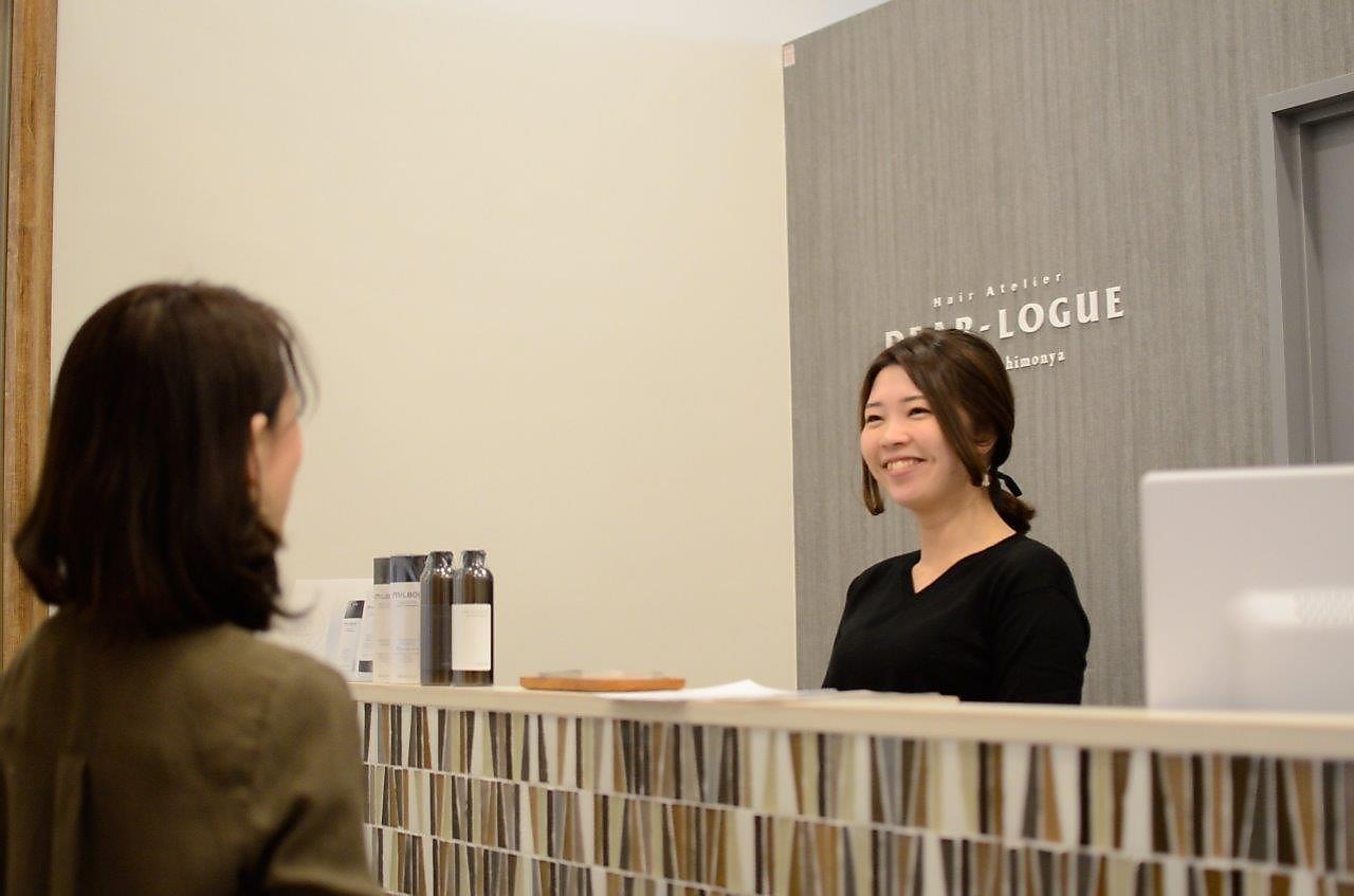 笑顔の明るいスタッフがお客様のご来店お待ちしております♪