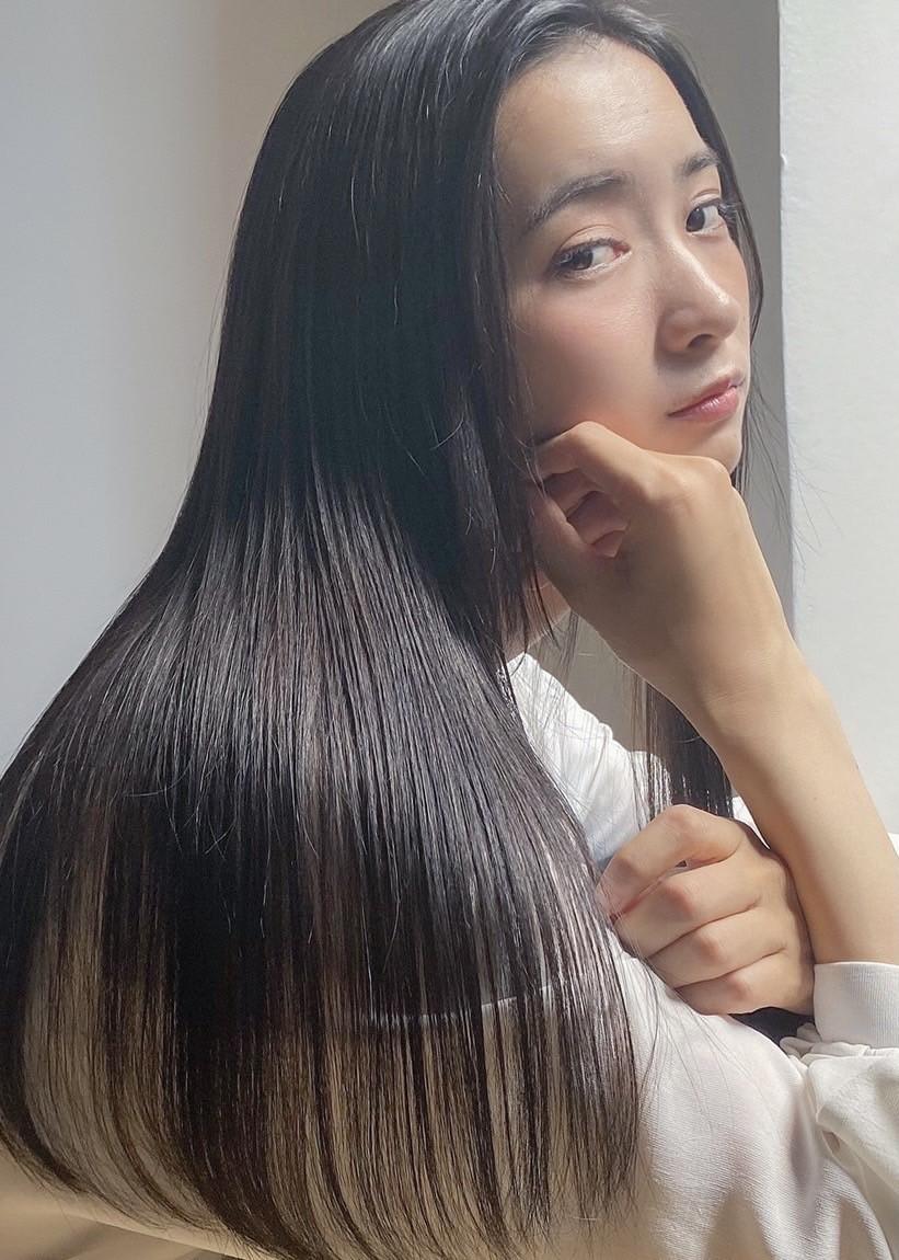 育てていく髪質改善トリートメントで美髪に☆繰り返すほどに美しさが増す髪へ!
