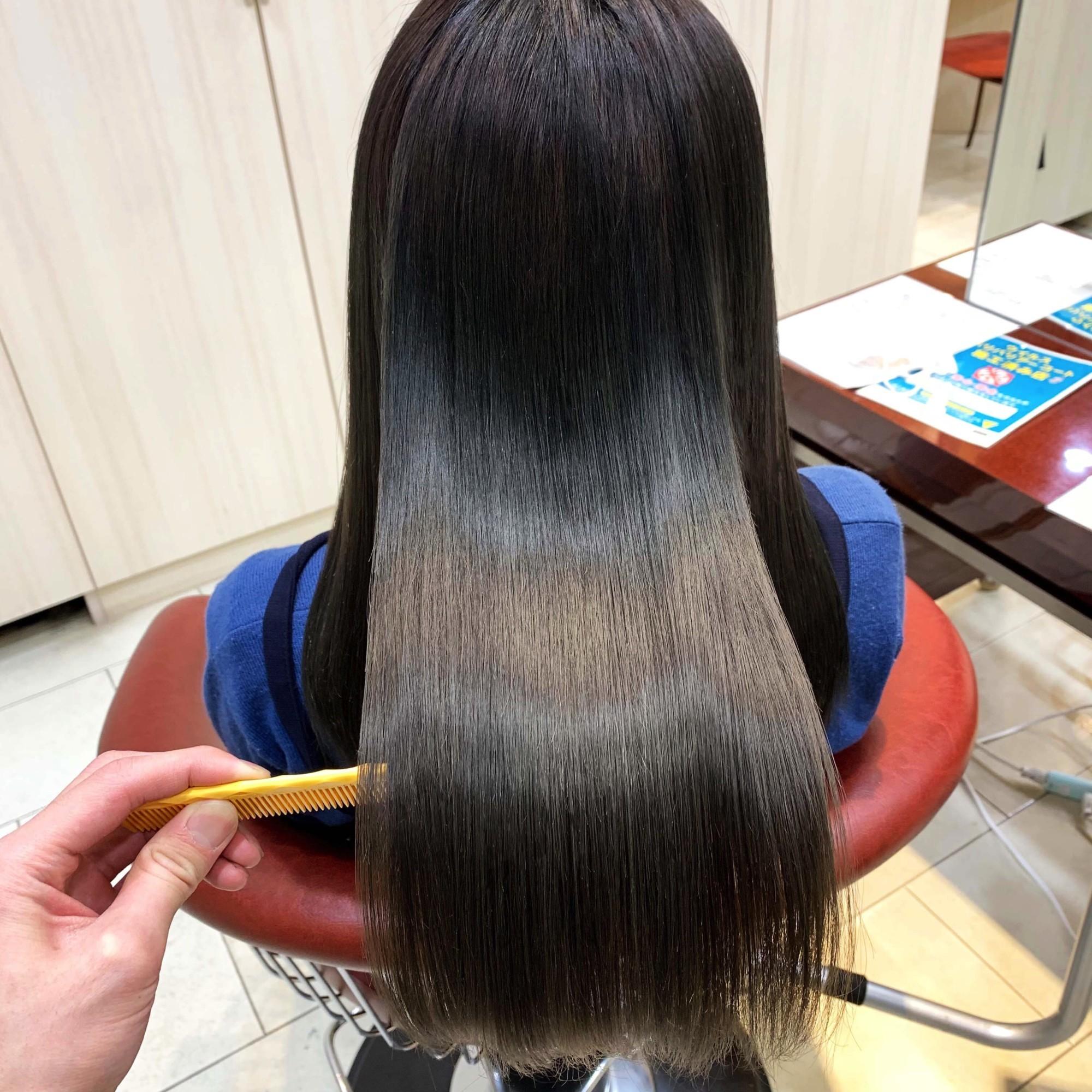 最高峰のトリートメント<アンヘル>で髪質改善!