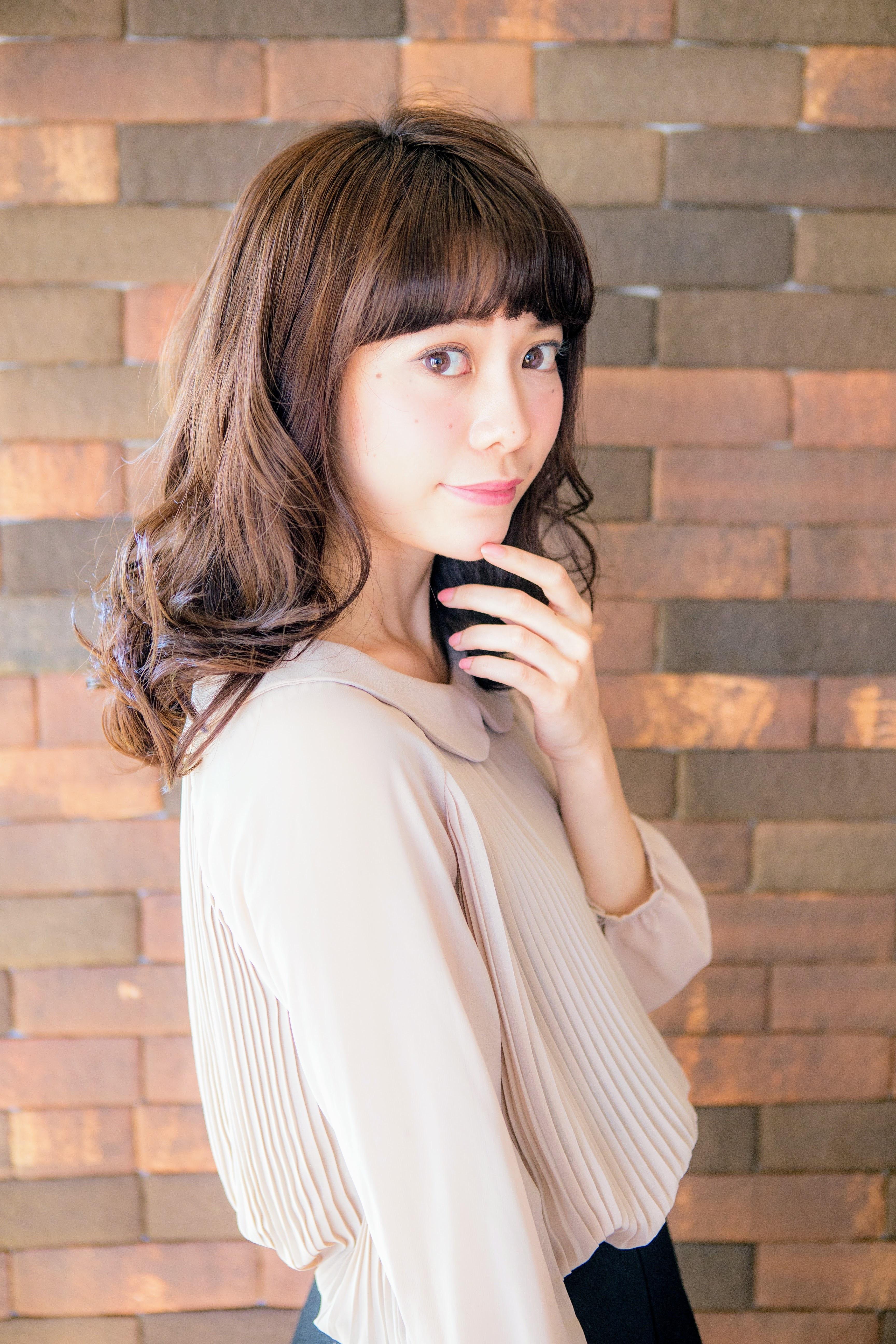 ☆人気No1カラー☆似合わせカット+N.エヌドットカラー(オッジィオットライトTr付)¥7280