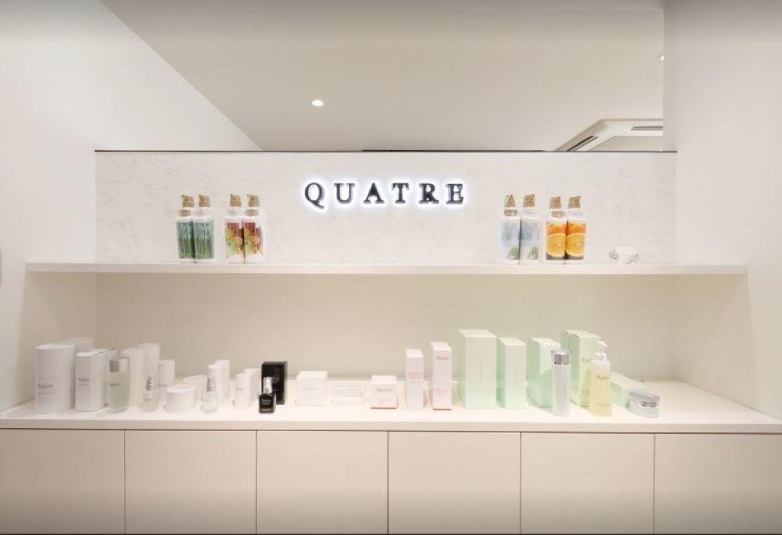 元町で美容室をお探しならhair make QUATREへ