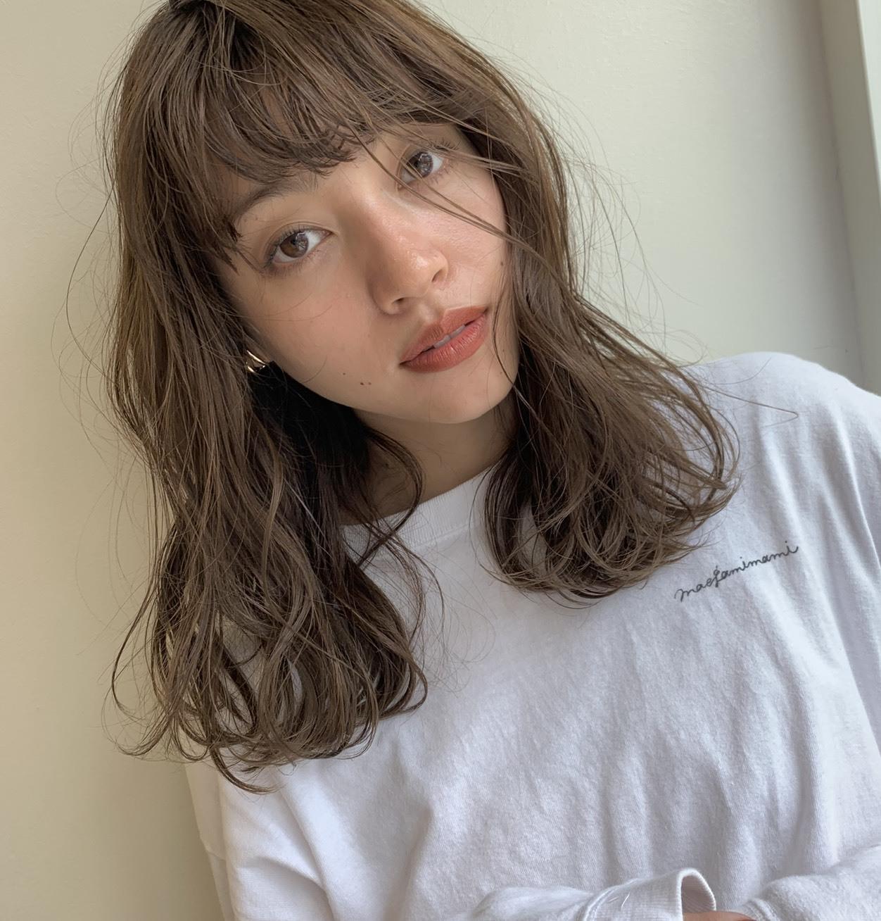 apish AOYAMA/青山の小顔魅せ/1人1人に似合うヘアをご提案