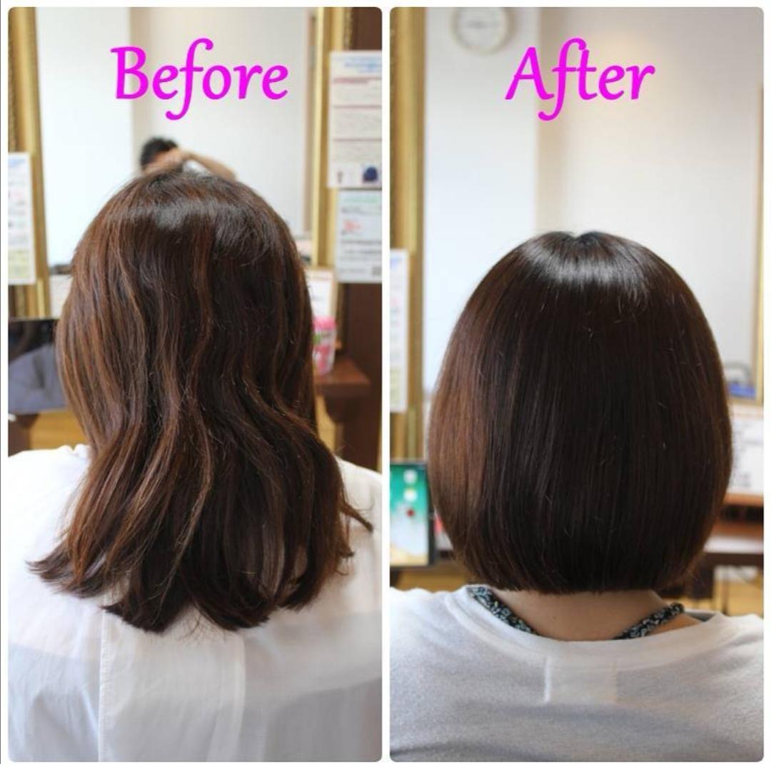 髪の悩み解決型美容室&松本で唯一のくせ毛専門美容室☆