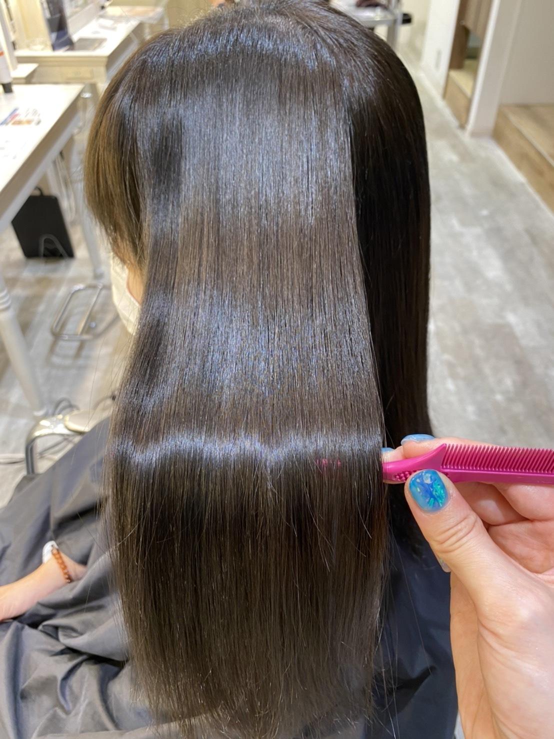 髪質改善級のトリートメント<COREME>導入!短い時間で毛髪内部を補修し、理想の質感が長く続く◎