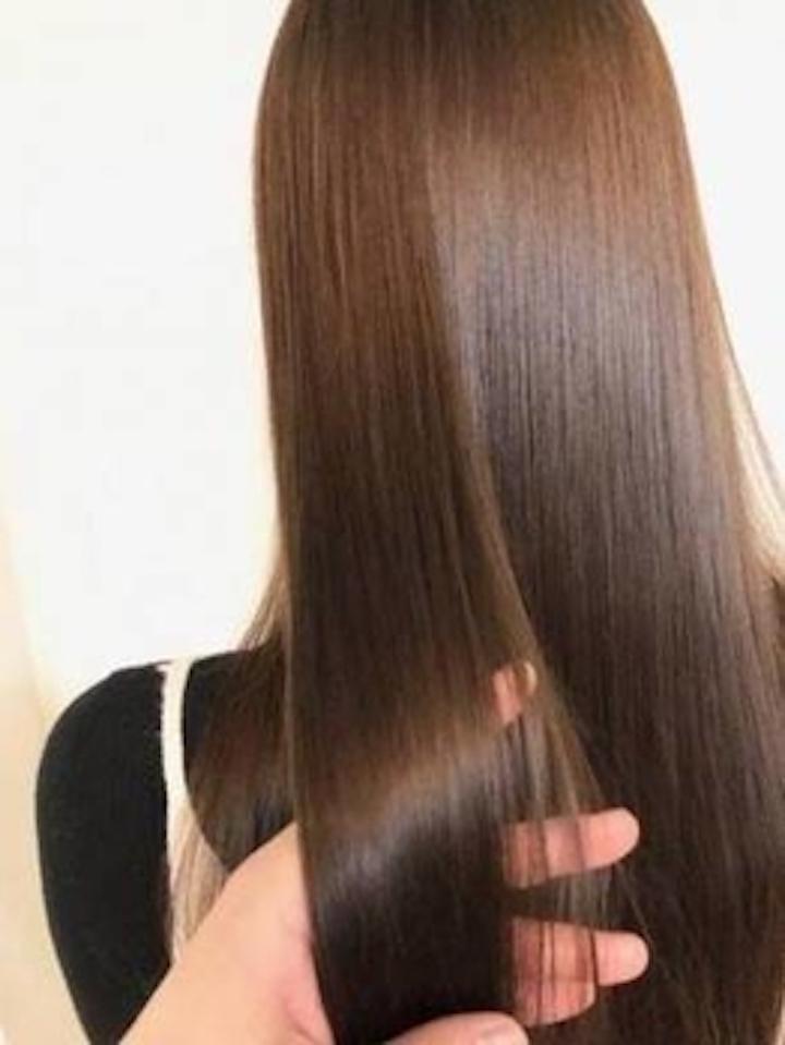 関西エリアでは当サロンだけが取り扱っている新感覚トリートメントで内側からうるおう美髪に!