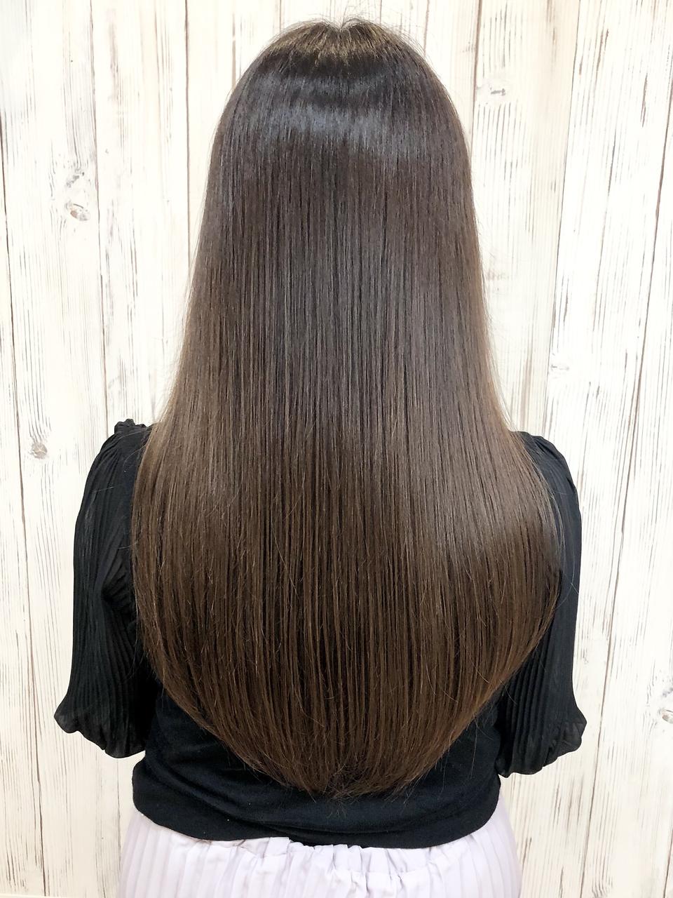 髪にも自然にも優しいオーガニック成分にこだわった厳選トリートメントで髪の根元から髪質改善♪