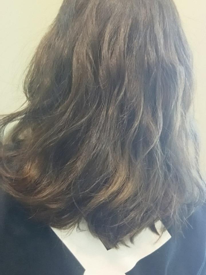 ダメージレスカラーで美髪を創る